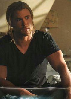 Ohh Chris! , you seem so sad :-(