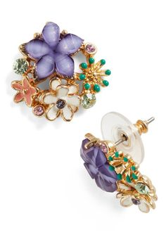 Bouquet Brilliance Earrings