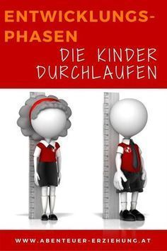 Welche Entwicklungsphasen durchlaufen Kinder How to recognize that your child is currently developing!