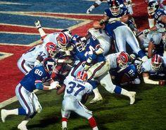 "Ottis ""OJ"" Anderson  Jan. 27, 1991 vs. Bills in Super Bowl XXV"