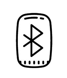 Bluetooth 2 Icon This page shows the different variations of the Bluetooth 2 from an Icons8 icon pack. Feel free to resize and recolor the icon, and then download the icon in PNG format for free.