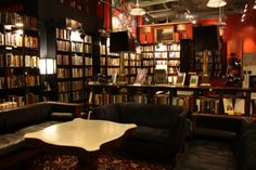 Battery Park Book Exchange -  Peruse thousands of books in dozens of categories while sipping a fine wine or Champagne. We purchase used books from our customers so our selection is constantly expanding. Enjoy your drink alongside a cheeseboard with local cheeses.