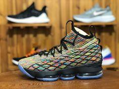 b13dd07b688 Buy the Nike LeBron 15 EP Four Horsemen AO1754-901 men s basketball shoes  online