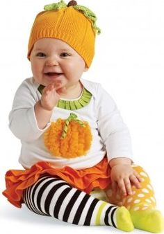 These kinds of baby Halloween outfits are maybe a little more practical than an actual costume. Outfits like these are well made and will last...