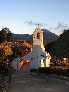 Cerro Monserrate, Bogota, Colombia