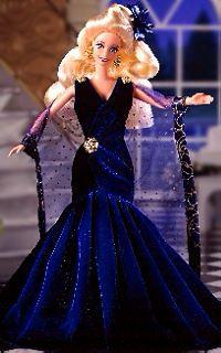 Barbie Sapphire Dream 1995