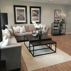 Shariceullrich in 2019 living room decor, home living room, room de Home Living Room, Apartment Living, Interior Design Living Room, Living Room Designs, Living Room Decor, Cozy Living Rooms, Living Room Inspiration, Home Decor, Sofa Bed