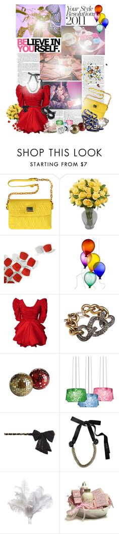 """new resolution.."" by achie ❤ liked on Polyvore featuring Marc by Marc Jacobs, Knoll, Lanvin, Pier 1 Imports, Louis Poulsen, Jimmy Choo, Dorothy Perkins and Marni"
