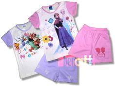 Detské letné pyžamká pre sladký spánok od Disney..