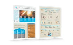 A3 portrait newspaper-style publication for the AEMC, giving an overview of the year