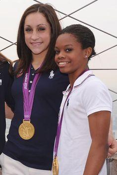 Golden girls Gabby Douglas & Jordyn Wieber talk beauty and life post-Olympics