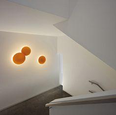 Backlit circles