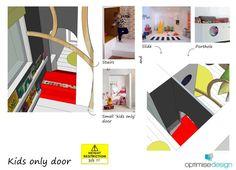 small door inspiration sheet Small Doors, Episode 3, Kids Rooms, Doctors, Bed, Inspiration, Furniture, Design, Home Decor