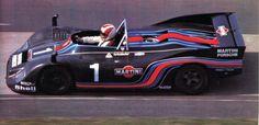 Rolf Stommelen (Porsche 936-turbo) 300 Kms du Nürburgring 1976