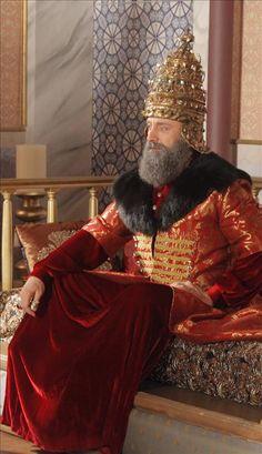 Muhteşem Yüzyıl 116. Bölüm Fotoğrafları - Halit Ergenç (Sultan Süleyman)
