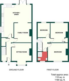 Floor plans for house renovations