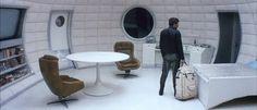 Darya Girina Interior Design&Visualizations: Futuristic Interior Design in Cinema Futuristic Interior, Futuristic Design, Spaceship Interior, Retro Futurism, Film Stills, Home Appliances, Interior Design, Interior Ideas, Architecture