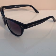 Flash SALE  Awesome Kate Spade Tamsin Sunnies These are cute and for a smaller  head. I do have average and they do fit me but they would be great for someone smaller as well They are Kate Spade Tamsin/s 807 y7 51 18 135 1-6 Excellent condition but one light Bloch on the right lens being sold as is because of that only, No Trades (M01) kate spade Accessories Sunglasses