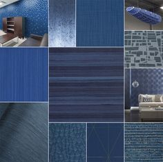 Pantone has announced Classic Blue as their Color of the Year We're loving the calming, deep blue tones.