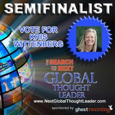 Kris Wittenberg is changing the world through her Be Good To People brand (http://begoodtopeople.com/)