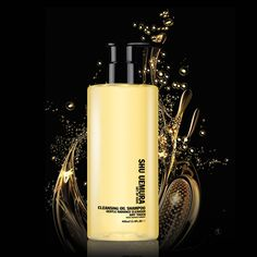 """2011: The legend of Mr. Shu Uemura continues with the launch of Cleansing Oil Shampoo based on his breakthrough philosophy of """"oil removes oil"""". This foaming oil-based formula removes impurities on hair and scalp while leaving the hair radiant and lightly moisturized.  Learn more: http://www.shuuemuraartofhair-usa.com/haircare/cleansing-oil.htm"""