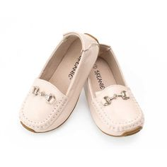 SKEANIE loafers are hand made from soft genuine leather. These shoes feature luxurious leather uppers and lining with a flexible rubber sole. All SKEANIE shoes are designed in Australia and are Fair T. Toddler Shoes, Kid Shoes, Toddler Presents, Beautiful Outfits, Beautiful Clothes, Classic Leather, Leather Loafers, Cream, Luxury
