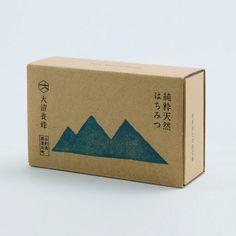 Onuma Honey packaging design by Akaoni Design
