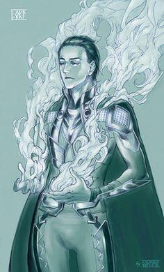 Loki Fanart - Loki (Thor 2011) Fan Art (30958005) - Fanpop