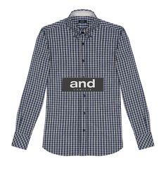 camicia micro tartan da uomo. Collezione A/I '14/'15 di And Camicie. La trovi su www.and-camicie-store.com