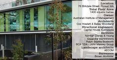 Australian Institute of Management, Katitjin Centre #greenbuilding #greenstar