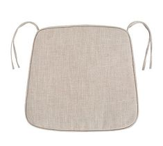 PB Classic Dining Chair Cushion Potterybarn