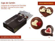 En un mes es el Día de San Valentín ... ¿Piensa en el regalo ideal? Usb Flash Drive, Chocolate Candies, Bonbon, Valentine's Day Diy, Candy, Messages, Ideas, Gift, Different Types Of