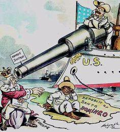 Teddy Roosevelt And The Panama Canal Progressive Era 1890 1920