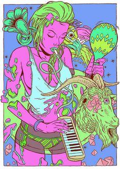 keyboard & drugs