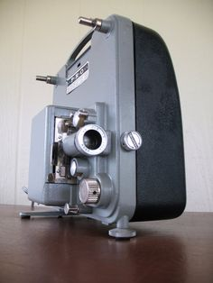 Old Movie Projector very similar to one we had to watch movies on