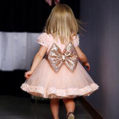 Princess Laura Dress - Itty Bitty Toes  - 1