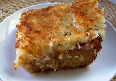 Mrs Ed's Research and Recipes: SCD Lazy Daisy Cake