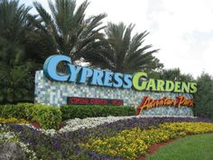florida attractions | cypress gardens