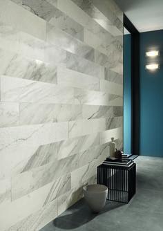 White Experience Apauno Listello Mix 20x120 cm Porcelanato Esmaltado tipo mármol De venta exclusiva en PROINTER