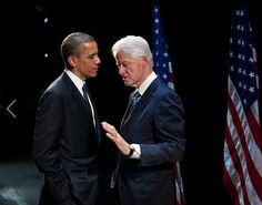 size: Photo: President Barack Obama with Former President Bill Clinton at an Election Year Fundraiser : Michelle Obama, Barack Obama, Former President, Obama Photos, Obama Images, Presidential Candidates, Democratic Party, Martin Luther King