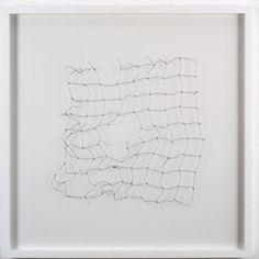 Cornelia Parker, Bullet Drawing