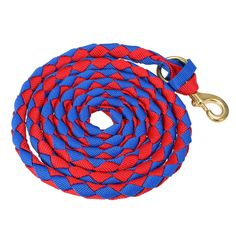 High Quality Horse Rope/Brass Snap Training Rope 2.0M/2.5M/3.0M Barrel Racing Saddles, Barrel Racing Horses, Horse Lead Rope, Synthetic Saddles, Pp Rope, Horse Show Clothes, Horse Halters, Rope Braid, Horse Stalls