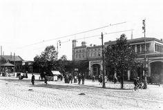 Vorempfangsgebäude Bahnhof Görlitz