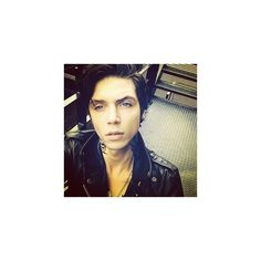 Andy Biersack @andybvb ❤ liked on Polyvore