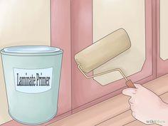 Image intitulée Paint Laminate Cabinets Step 5