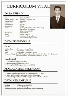 Contoh Resume Dan Cv : contoh, resume, Curiculum, Vitae, Ideas, Resume, Format, Download,, Format,, Downloadable, Template
