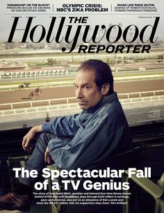 David Milch | THR's Feb. 26, 2016 Issue: The Spectacular Fall of a TV Genius