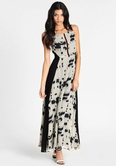 crobinson13's save of Cruel Summer Printed Maxi Dress by Line & Dot - $158.00 : ThreadSence, Women's Indie & Bohemian Clothing, Dresses, & Accessories on Wanelo