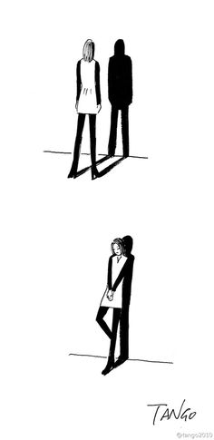 Funny, clever comics and illustrations by Shanghai Tango - 5
