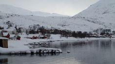 Erdsfjordbotn in Norway